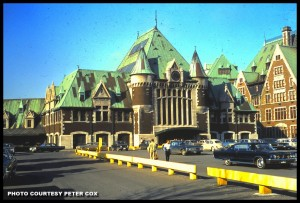 CP Palais station Quebec QC 10-11-69 PAC314