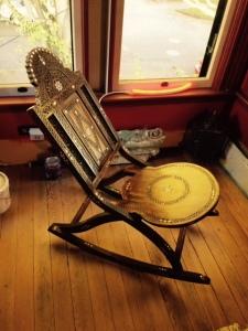 Damascus Chair